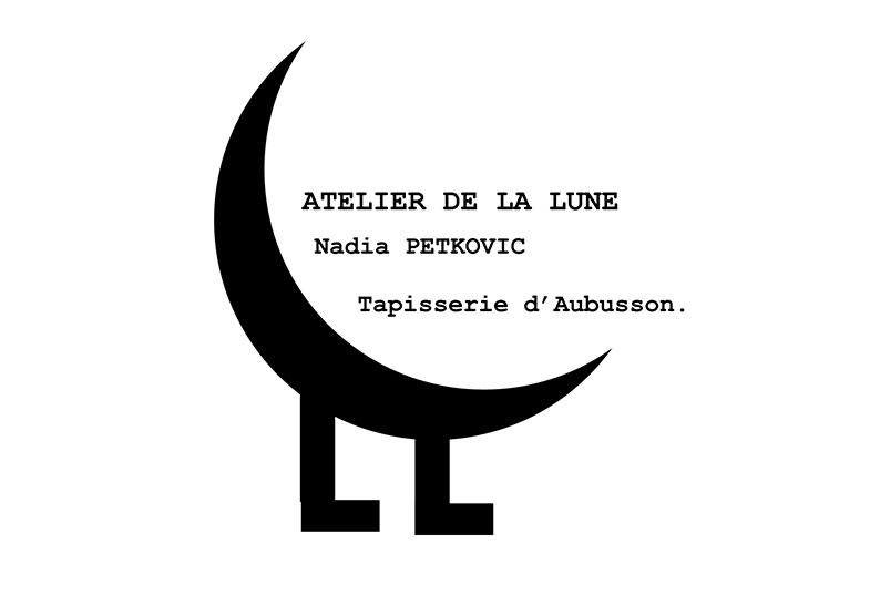 Logo Atelier Delalune Tapisserie Aubusson2