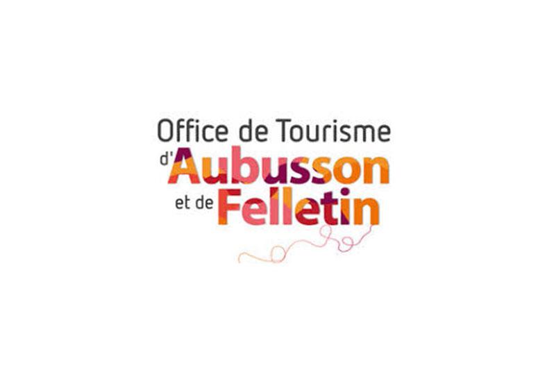 Logo Ot Aubusson Tapisserie Aubusson